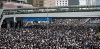 hong kong rivolta